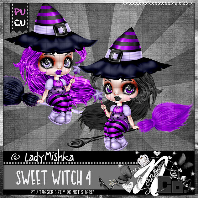 SWEET WITCH 4