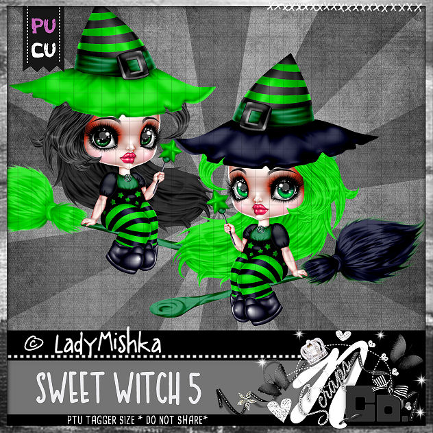 SWEET WITCH 5