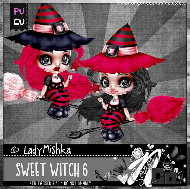 SWEET WITCH 6