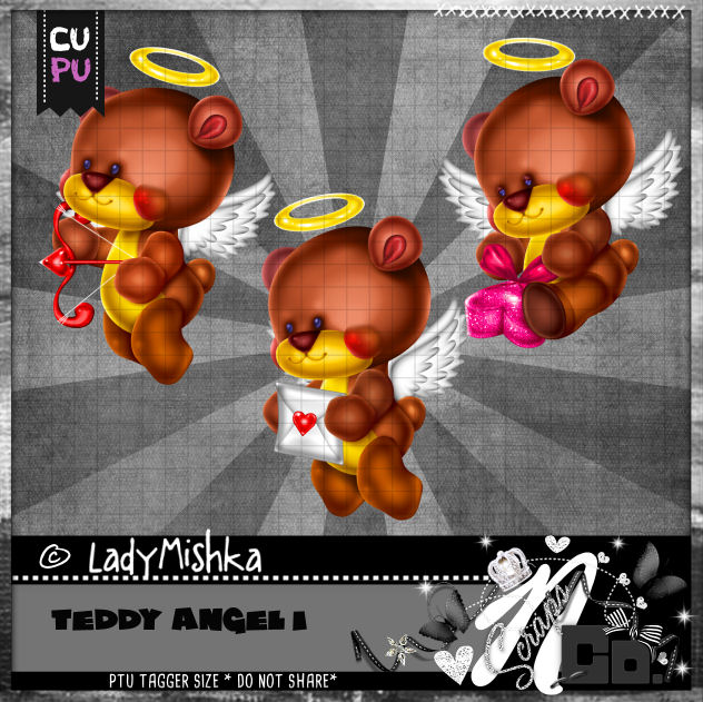 TEDDY ANGEL 1