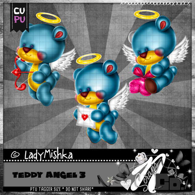 TEDDY ANGEL 3