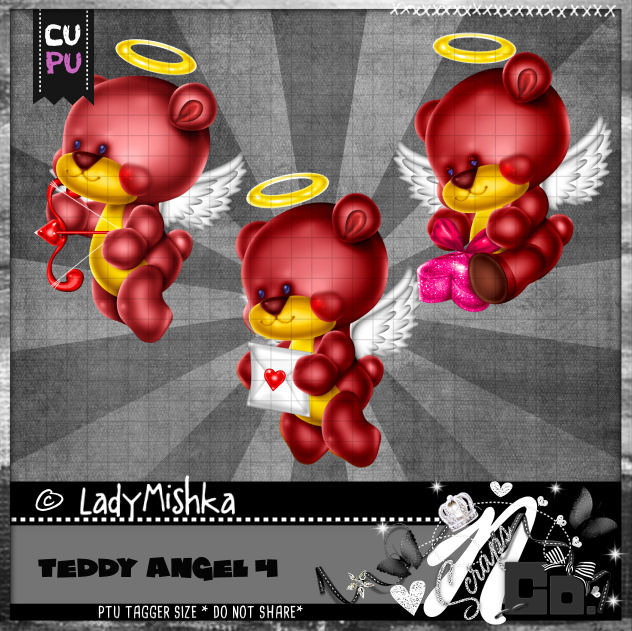 TEDDY ANGEL 4