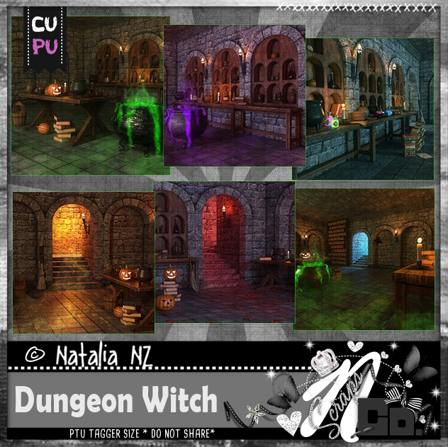 Dungeon Witch