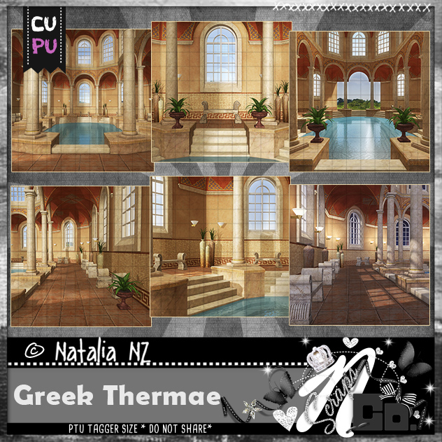Greek Thermae