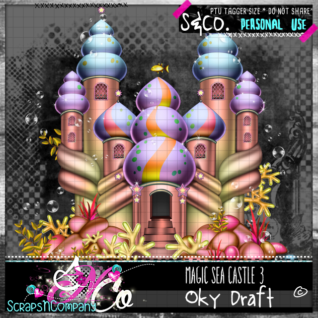 MAGIC SEA CASTLE 3