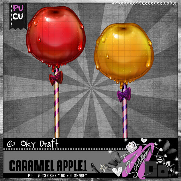 CARAMEL APPLE 1