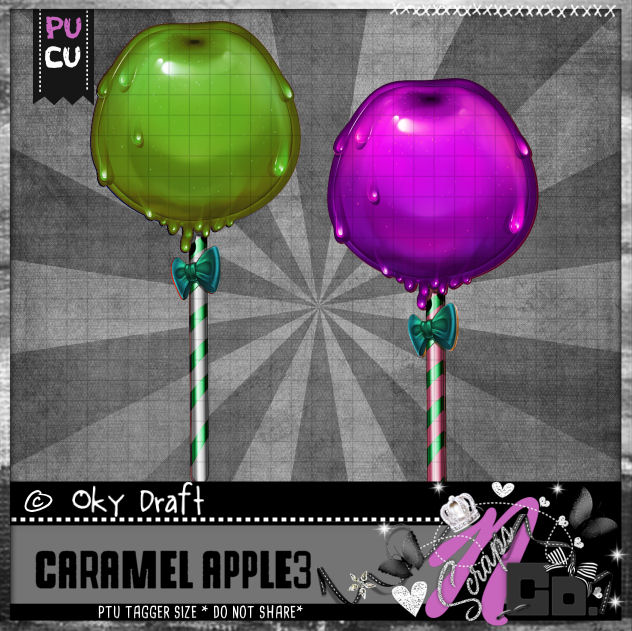 CARAMEL APPLE 3