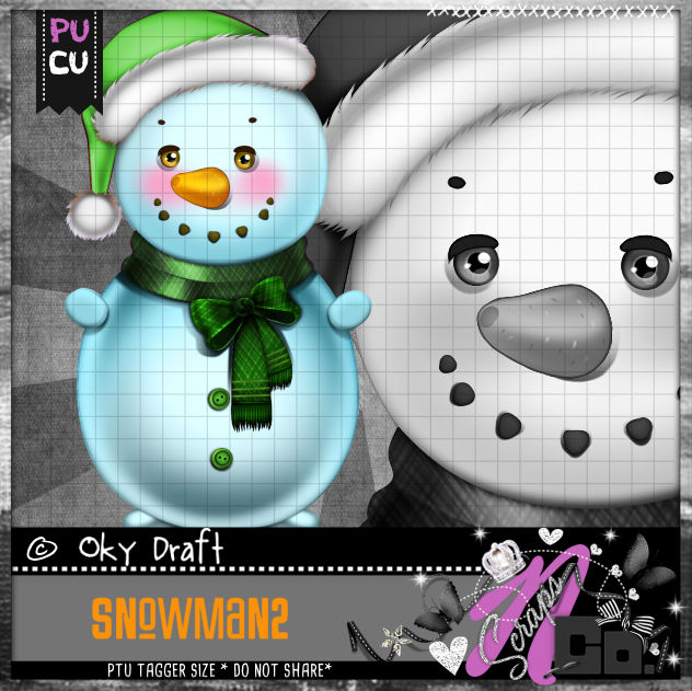SNOWMAN 2 - Click Image to Close
