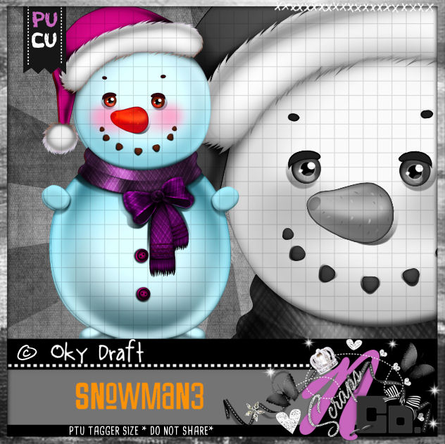 SNOWMAN 3 - Click Image to Close