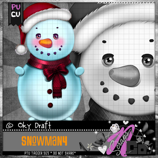 SNOWMAN 4 - Click Image to Close