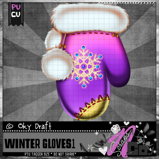 WINTER GLOVES 1