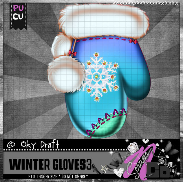 WINTER GLOVES 3