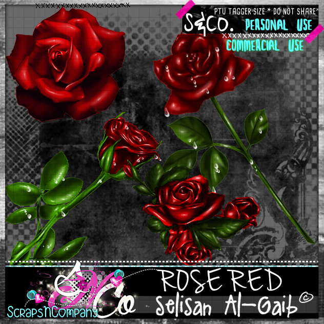 ROSE RED CU
