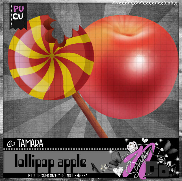 LOLLIPOP APPLE