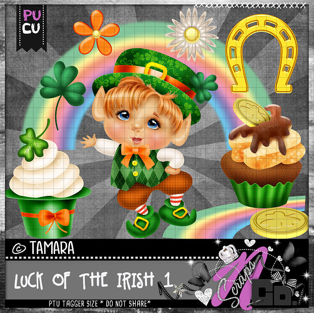 ST PATRICKS SET 1