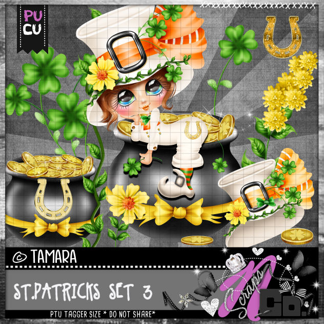 ST PATRICKS SET 3
