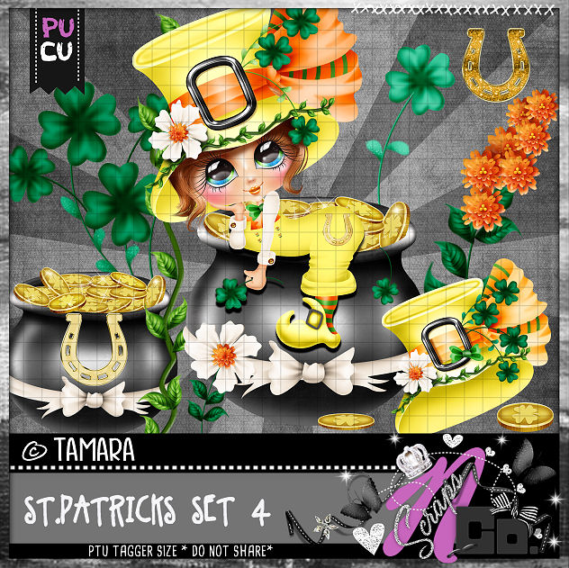 ST PATRICKS SET 4