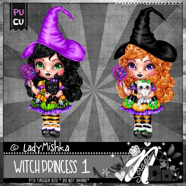 WITCH PRINCESS 1
