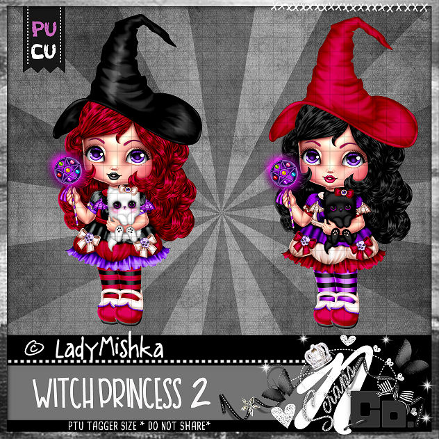 WITCH PRINCESS 2