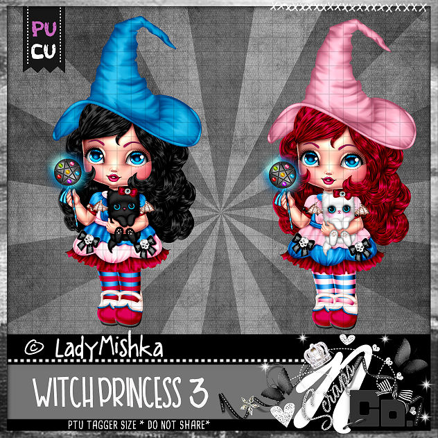 WITCH PRINCESS 3
