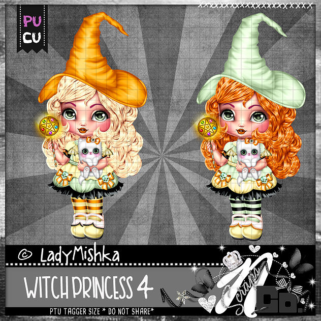 WITCH PRINCESS 4