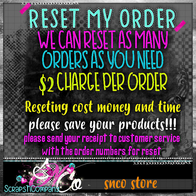 RESET MY ORDER - Click Image to Close