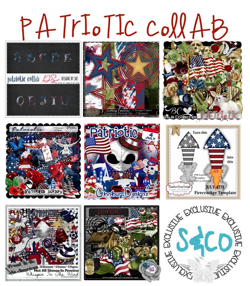 PATRIOTIC COLLAB