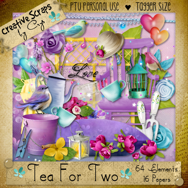 Tea For Two TS