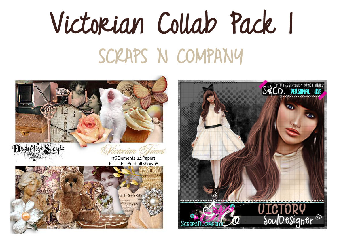 VICTORIAN COLLAB PACK 1