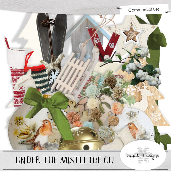 Under The Mistletoe CU