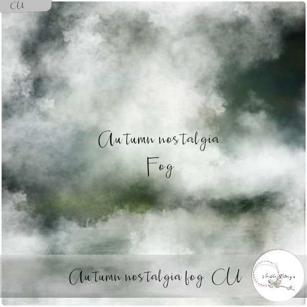 Autumn nostalgia fog CU by VanillaM Designs