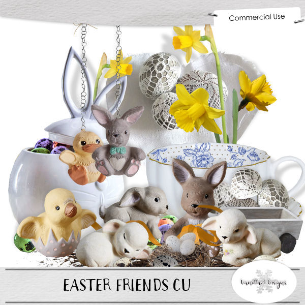 Easter friends CU