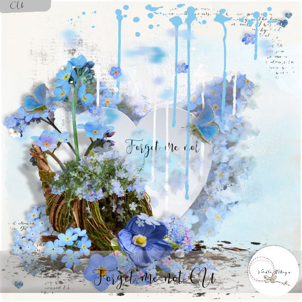 Forget me not CU