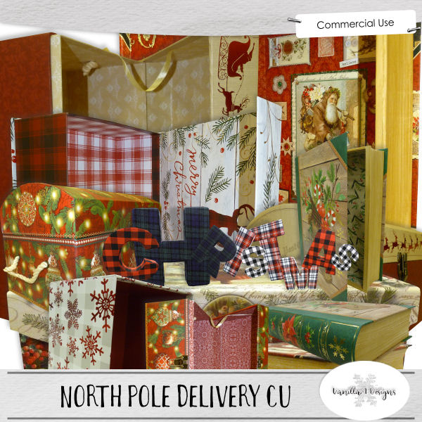North Pole Delivery CU Bundle