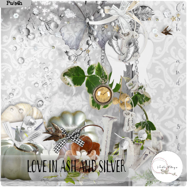 Love in ash and silver
