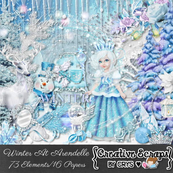 Winter At Arendelle TS