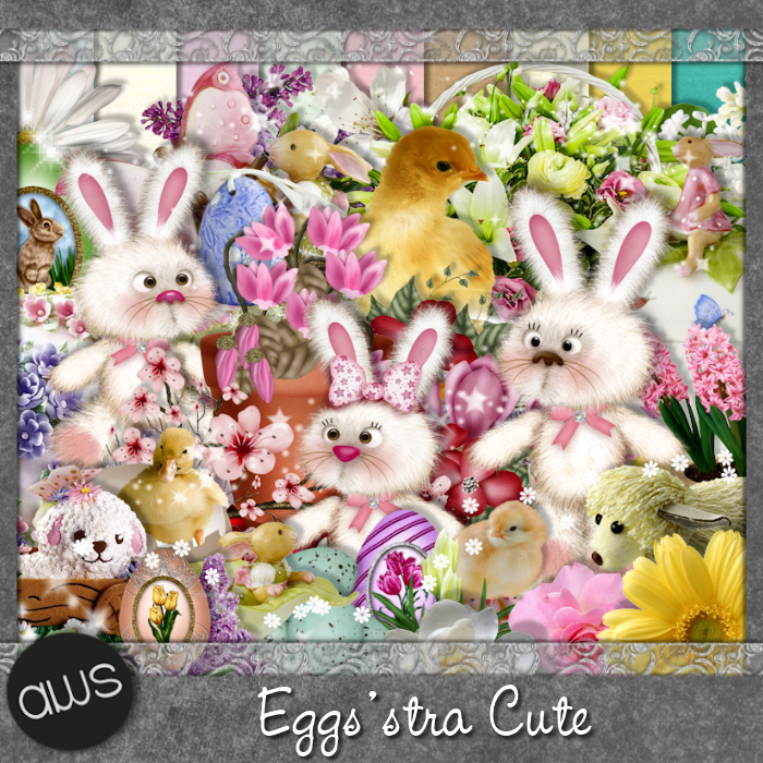 Eggs'stra Cute Tagger Kit