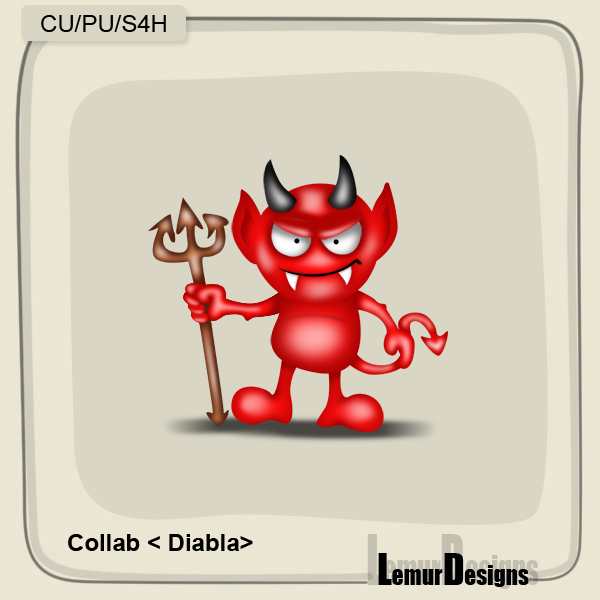 DIABLITO PART OF DIABLA COLLAB