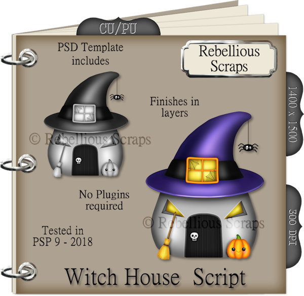 Witch House Script