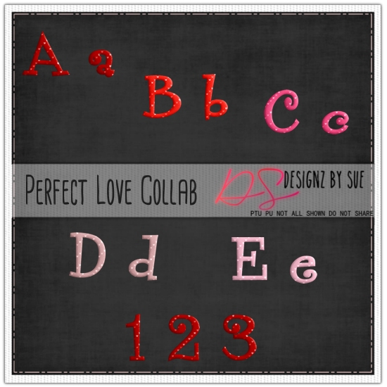 PERFECT LOVE COLLAB ALPHAS