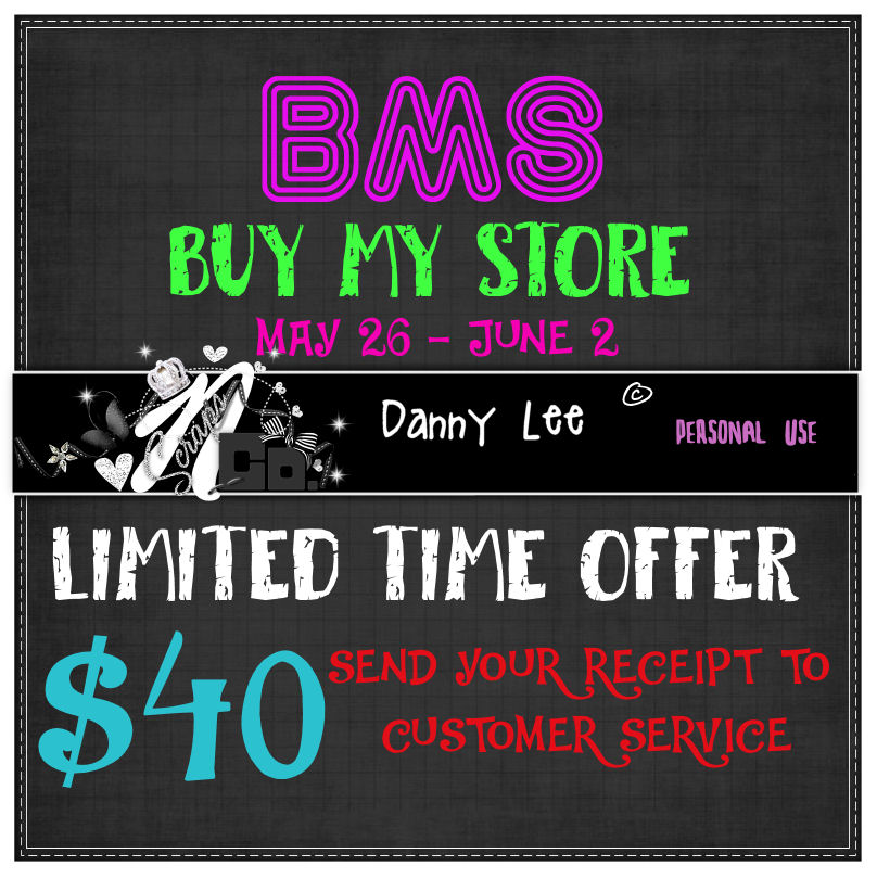 !!BMS DANNY LEE LIMITED TIME $40