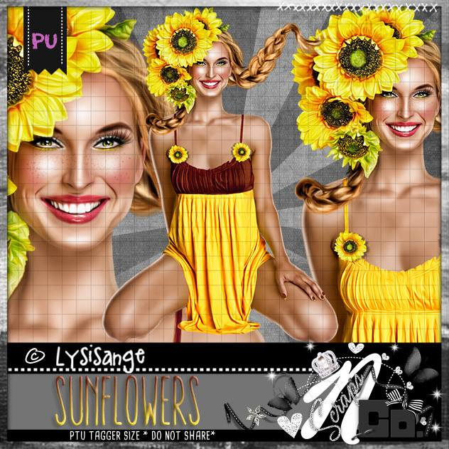 SUNFLOWERS COLLAB TUBE